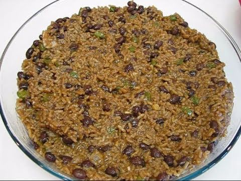 Betty's Spicy Southwestern Black Beans and Rice
