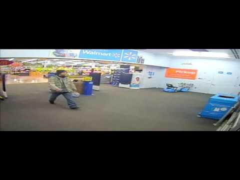 Walmart Credit Card Fraud