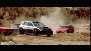 Subaru STi Fast & Furious Dealer Promo