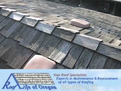 Attic Ventilation, Can Vents & A Shake Roof - RoofLifeOregon
