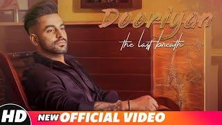 Dooriyan (Official Video) | Fateh | RBT | Latest Punjabi Songs 2018 | Speed Records