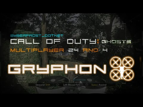 Call of Duty - Multiplayer 24 & 4 Gryphon!