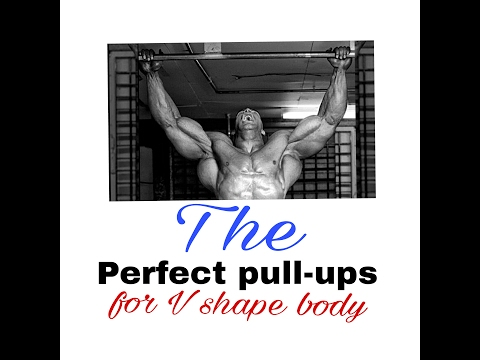 How to do perfect pull-ups