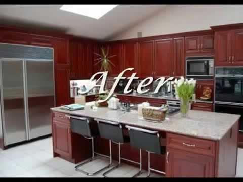 Cabinet Refacing Naples, Kitchen Cabinet Refacing Bonita Springs FL, Cabinet Re-Facing Fort Myres FL
