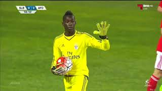 Celton Biai ● O Passaro Negro ● SL Benfica