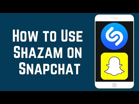 How to Use Shazam within Snapchat! Find Out What Song is Playing