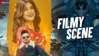 Filmy Scene - Official Music Video | Arsh Billa | Megha Sharma | Sandy Singh