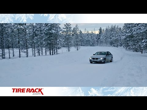 Tested: All-Season Tires for Sports Cars in Winter | Tire Rack