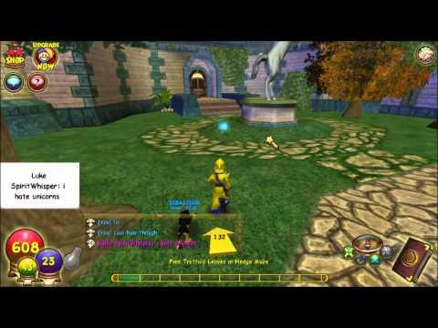 Wizard101- Myth Troll Minion Quest