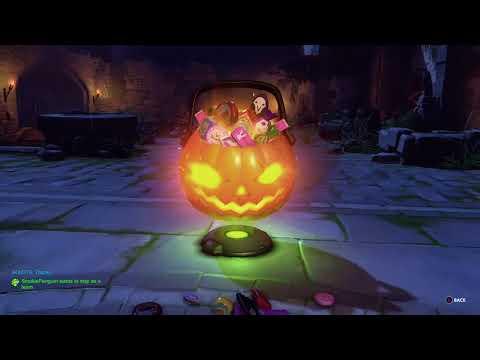 Overwatch OE Halloween Terror 2017 Week 3 Opening 8 Loot Boxes