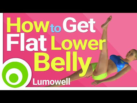 5 Effective Exercises to Get a Flat Lower Belly