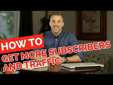 How To Get More Subscribers and Traffic (3 Step Strategy To Promote Your Blog Posts)
