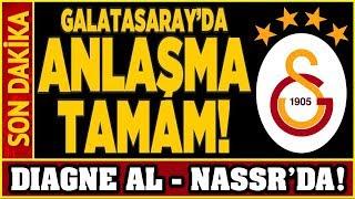 TRANSFER | Diagne Al-Nassr'da! İşte Galatasaray'ın Alacağı Ücret... Youtube