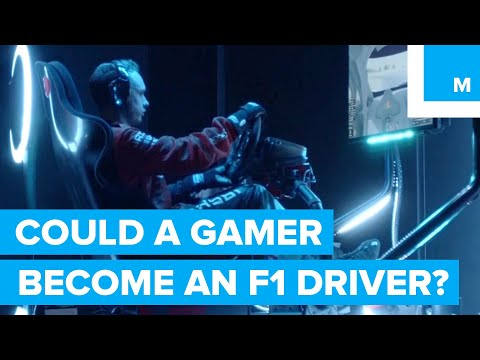 Could a Gamer Become an F1 Driver? - No Playing Field
