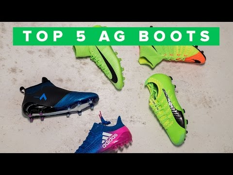 TOP 5 AG BOOTS | Why not to use FG boots on artifical grass
