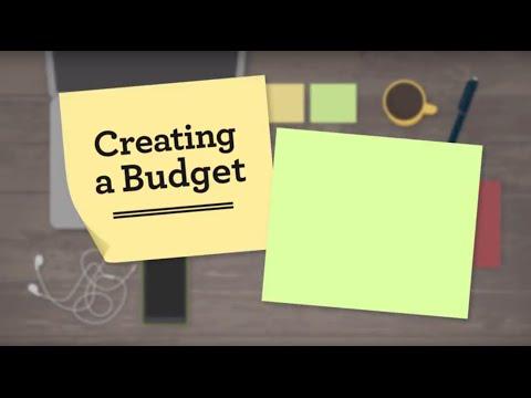 7 Steps on How to Create a Budget