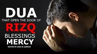DUA THAT OPEN THE DOOR OF BLESSINGS ᴴᴰ