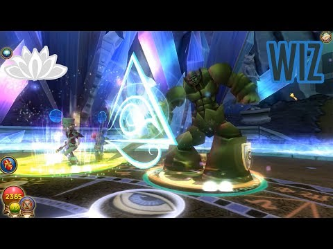 Wizard101: How to Beat Myth With Talos (From Second) | 4th Age PvP