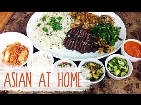 Korean Beef Short Rib Burrito Bowl & Taco