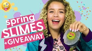 Download DIY Spring Slimes + GIVEAWAY With Karina Garcia (CLOSED) | GoldieBlox Video