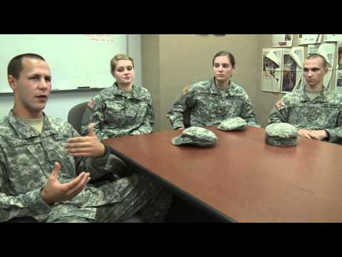 Pepperdine ROTC Interview