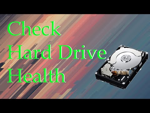 How To Check Health Of Your Hard Drive [4K]