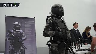 the future is now russian military unveils nextgeneration combat suit