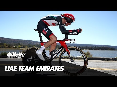 The Importance of Teamwork with UAE Team Emirates | Gillette World Sport