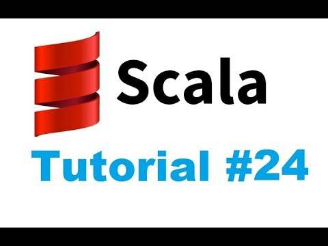 Scala Tutorial 24 - map, flatMap, flatten and filter (Higher-order Methods)
