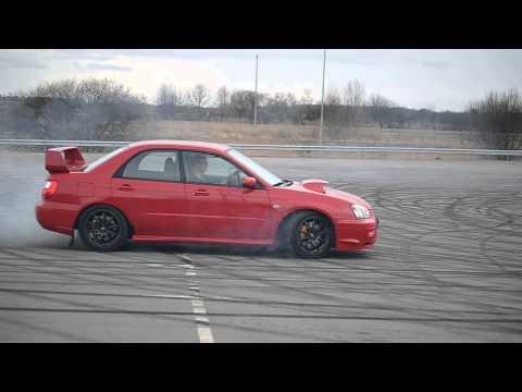 How to kill Subaru Impreza WRX Sti