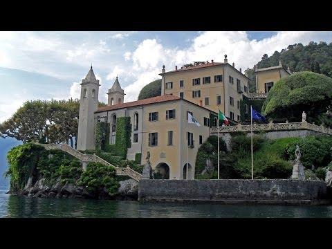 Italy Travel - Lake Como, Bellagio, Varenna