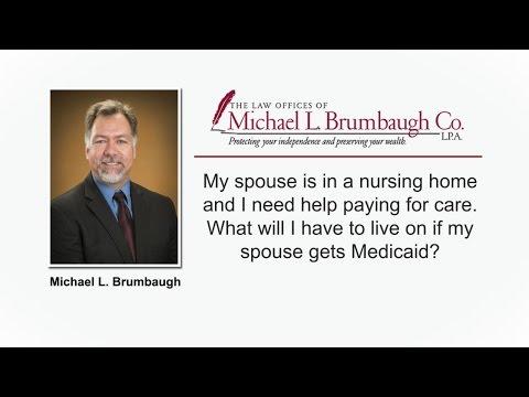 Medicaid Restrictions   Sandusky OH   Michael L Brumbaugh