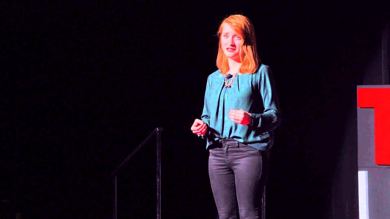 Saying the Hard Things: The Power of Speaking Up   Amanda Springob   TEDxUWMilwaukee