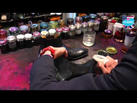 How to maintain your shoe polish
