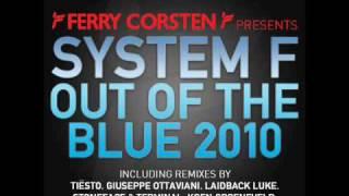 System F  Out Of The Blue 2010 Akira Kayosa Remix