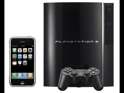How To Be Online Playstation 3 By Using Your iPhone 5s