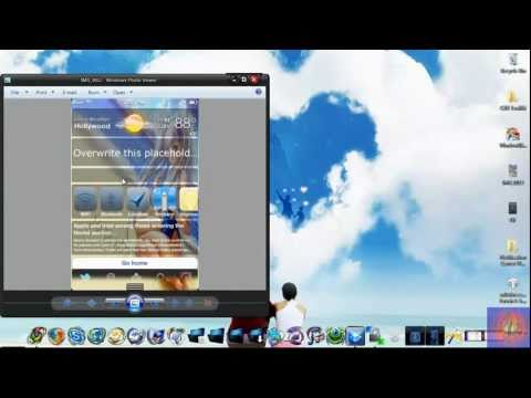 How to Change Wallpaper for iOS 5 Notification Center