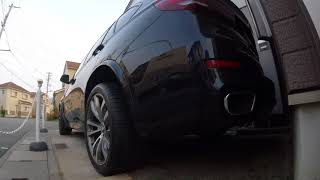 Bmw X5 F15 5 0i Exhaust Made In Russia Videos Books