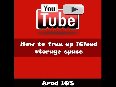 How to free up iCloud storage space by deleting unused Documents in the Cloud