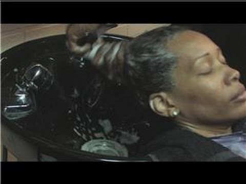 Ethnic Hair Care : Washing African American Hair