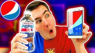 Why Did Pepsi Make a Phone?
