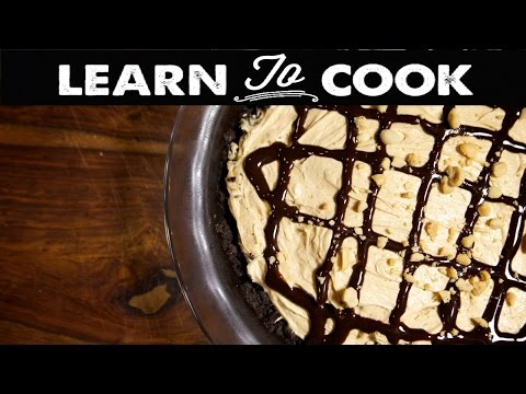 Learn To Cook: How To Make Chocolate Peanut Butter Pie