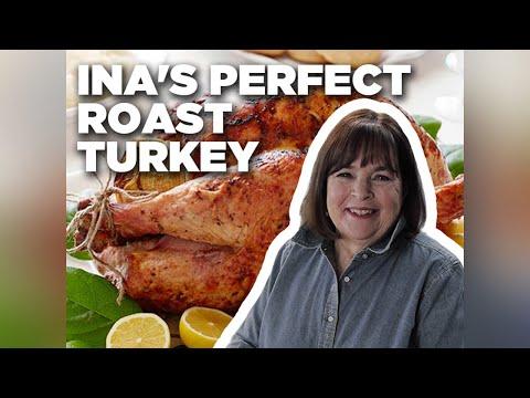 Ina Garten's Perfect Roast Turkey | Food Network