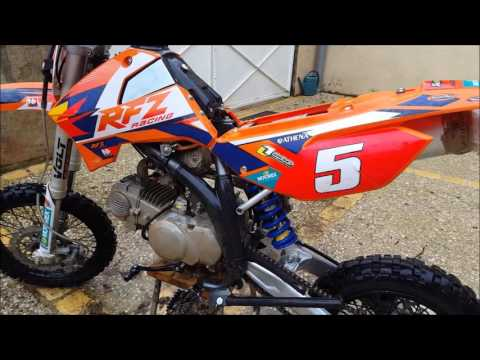 TUTO N°1: Laver sa dirt bike + entretient après et vant une sortie