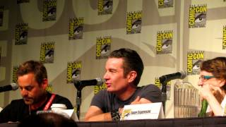 James Marsters At Buffy Panel, Sdcc 2012