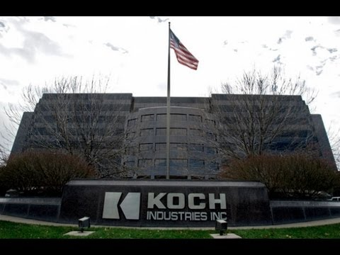 Koch Brothers' new Pledge for Planet Destruction