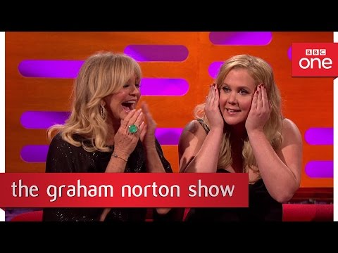 Goldie Hawn and Amy Schumer describe their relationship - The Graham Norton Show 2017: Preview