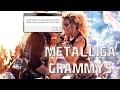 "METALLI""GA"" GRAMMYS | Mike The Music Snob Reacts"