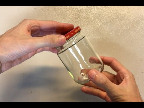 How To Remove Sticky Labels And Residue From Glass Jars