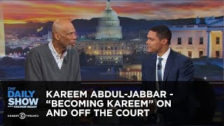 "Kareem Abdul-Jabbar - ""Becoming Kareem"" On and Off the Court 
